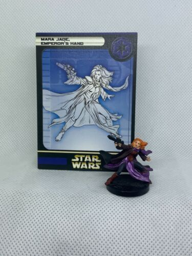 Star Wars Miniatures: Rebel Storm - Mara Jade, Emperor