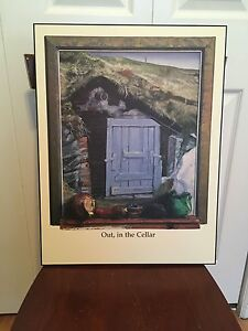 Out in the Cellar - Newfoundland Art