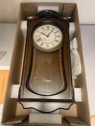 Bulova Quartz Westminster Hanging Pendulum Clock