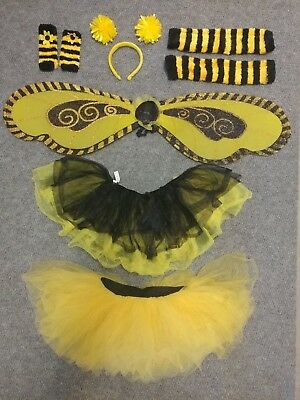 Bumblebee Costume - one-stop shop with all the accessories! Women's small/med