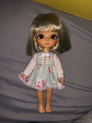 Black//Gold glasses frames Prop Toy For 1//12 BJD LATI W.AZONE Doll 10-12cm Head