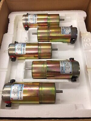 Pittman Gear Motor 19.1 Volts Dc 19.71 Ratio Reducer Bb Shaft Lo-cog Armature