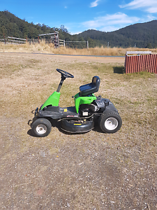 Ride on Mower Cygnet Huon Valley Preview