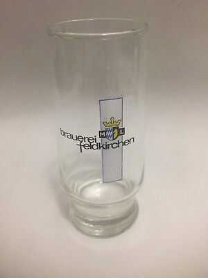 Brauerei Feldkirchen Germany .5 L Rastal Beer Glass