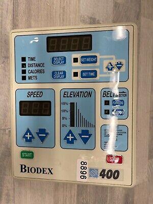 Biodex Medical Systems Rtm 400 Control Box 8896