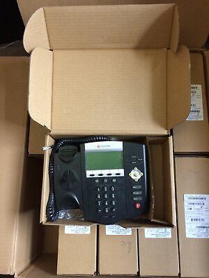 Lot Of 10 Polycom Soundpoint Ip450 Poe Voip Digital Telephone 2201-12450-001