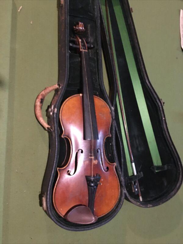 Old Antique Stradivarius Copy 4/4 Violin