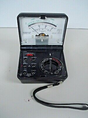 Radio Shack Micronta 22-211 Multimeter Ohms Meter