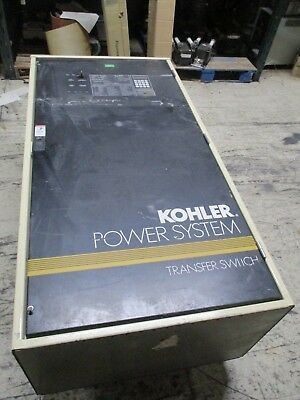 Kohler Automatic Transfer Switch K-564431-800 800a 240v 1ph 3w 3p 60hz Used