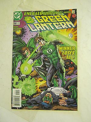 Late October 1998  DC Comics Green Lantern #106 <NM> (JB-6)