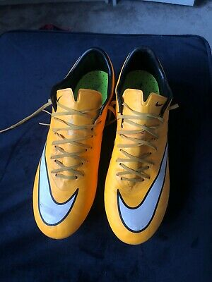 Nike Mercurial Vapor X UK 8