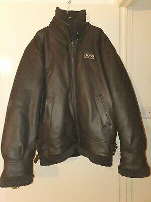 Hugo Boss Sheepskin Jacket