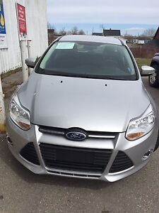 2012 Ford Focus low Km