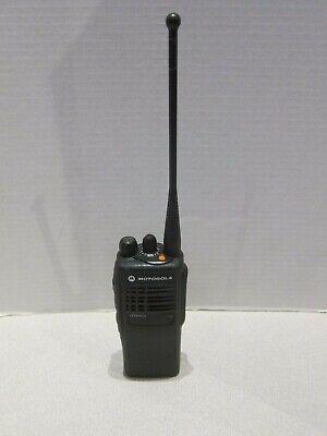 Motorola Mtx950 896-902 Mhz Two Way Portable Radio 16ch Aah25wcc4gb3an