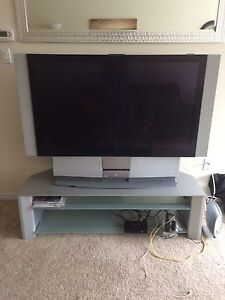 """52"""" Sony Tv with Stand"""