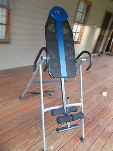 Inversion Table Exercise Home Gym Fitness Folding Upside Down Tomerong Shoalhaven Area Preview