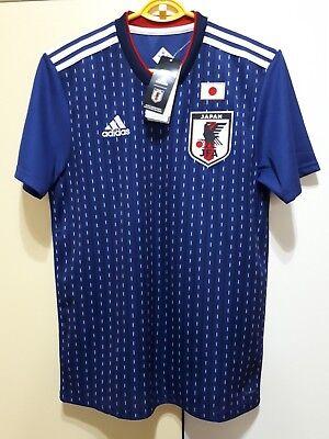 Japan National Team Home Football Soccer World Cup Jersey 2018, BNWT ()
