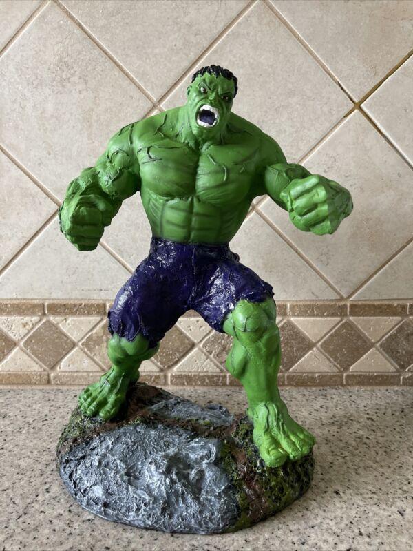 Marvel Incredible Hulk 3D Comic Statue