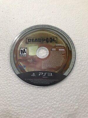 Deadpool (Sony PlayStation 3, 2013) PS3