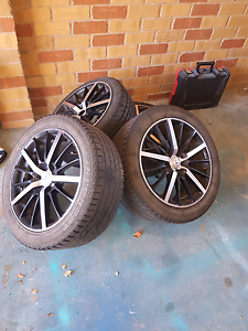 "17"" 4 stud 114.3 wheels Echuca Campaspe Area Preview"