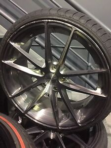 """20"""" Stance wheels and tyres Wetherill Park Fairfield Area Preview"""