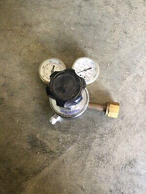 Vwr Co2 Regulator 1 Stage 0-100 Psi Cga-320 55850-220 Carbon Dioxide