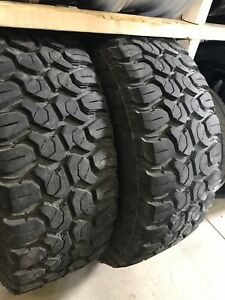 Pneus 35x12.50x20 mudd tires