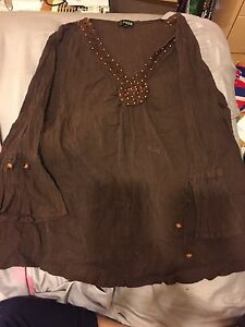 Ladies XL top