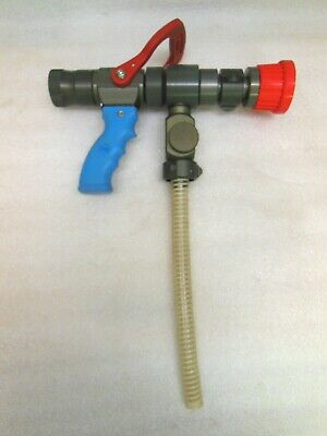 Thermo-gel Nozzle Variable Check Valve With Tube - For Home Fire Protection
