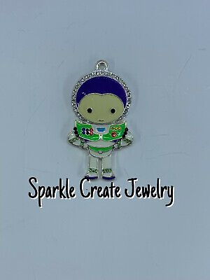 Toy Story Buzz Lightyear Rhinestone Pendant for sale  Shipping to India