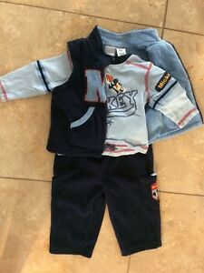 Disney vêtement garçon 12 mois