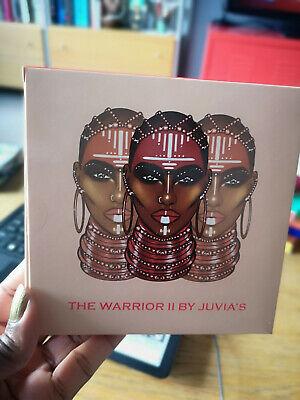 Juvia's Place - The Warrior II Eyeshadow Palette - Matte