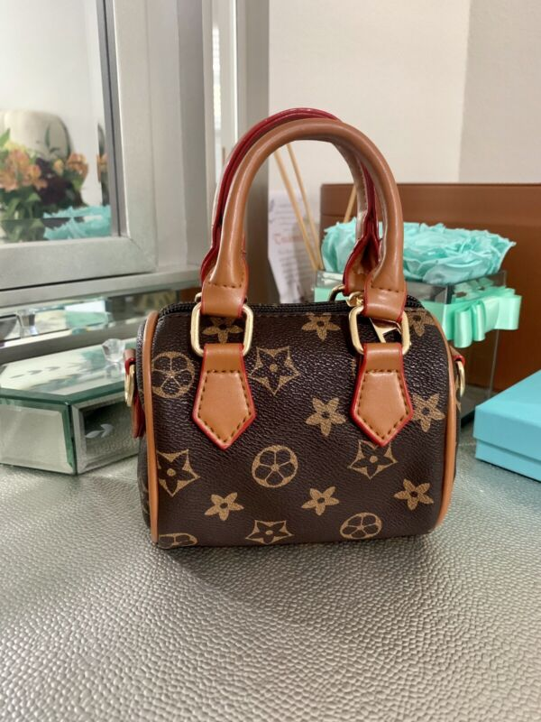 Kids Designer Luxury Mini Handbag Crossbody