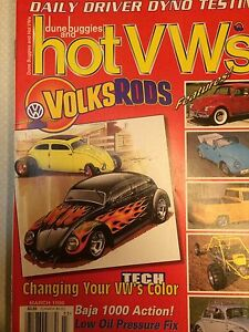 Hot VWs & VW Trends magazines