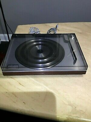 BANG & OLUFSEN OF DENMARK BEOGRAM 2400 Record Player Turntable