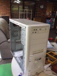 PC Connections computer case