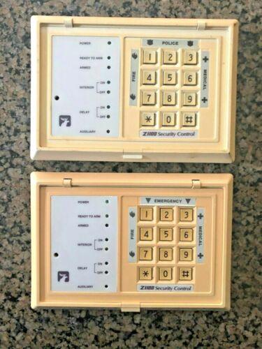 MOOSE Z1100R LED Alarm keypad