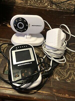 Motorola Baby Monitor Camera Voice