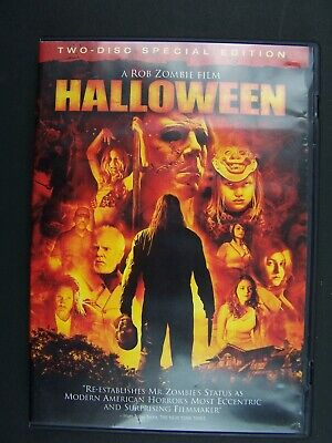Halloween Two-Disc Special Edition DVD A Rob Zombie Film](Halloween Movie Specials)
