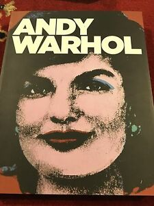 Andy Warhol book Springwood Logan Area Preview
