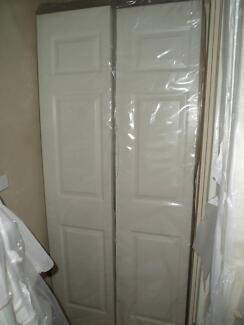 New Bifold Door Panels, 435mmx2040 each