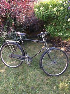 Raleigh tourist bike