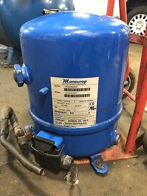 Maneurop Refrigeration Compressor Mt64hm3cve 200-230v 3 Phase