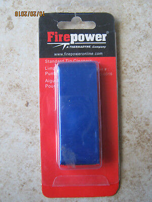 New Firepower Welding Standard Tip Cleaners 1432-0016 With File Stainless Steel