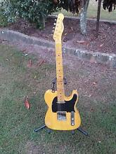 Fender partscaster tele Relic Redcliffe Redcliffe Area Preview