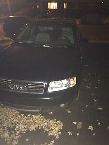 Audi A4 1.8T 2004 AWD with winter tires West Island Greater Montréal image 1