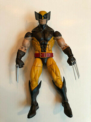 Wolverine Brown costume hasbro Marvel Legends Juggernaut wave loose