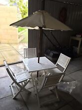 Kids outdoor dinning set Willetton Canning Area Preview