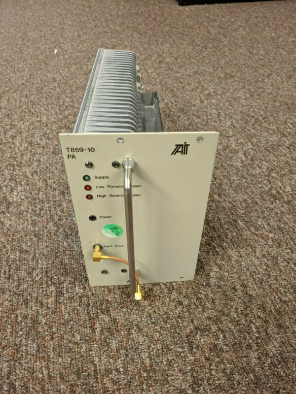 Tait T800 UHF Power Amplifier - T859-10