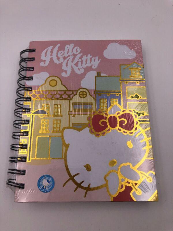 Sanrio: Hello Kitty House Bangkok Spiral Notebook (B2)